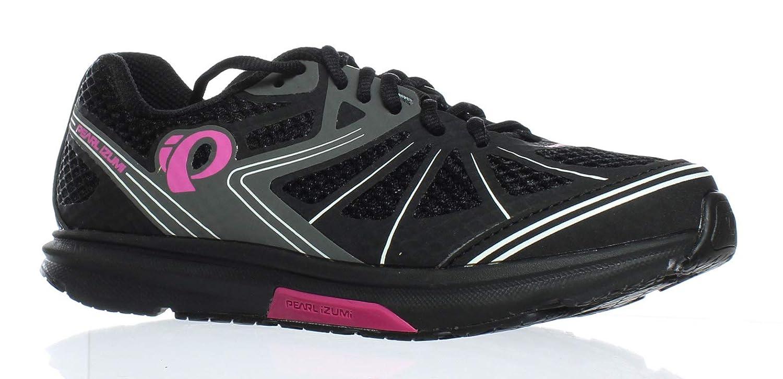 [パールイズミ] レディース W X-ROAD FUEL IV 39 B EU Black/Pink Glo B078F9LNVW
