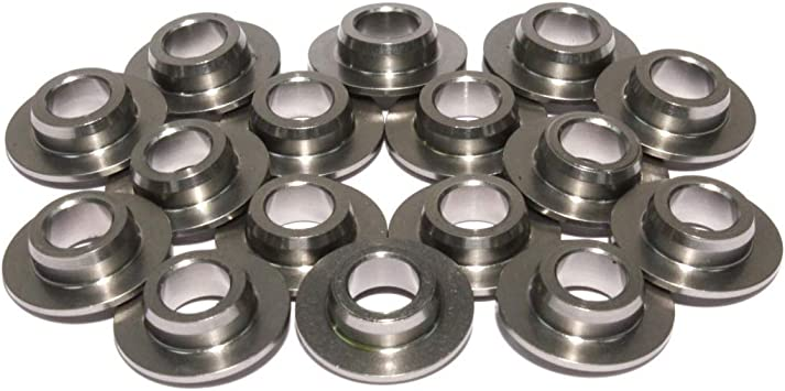 COMP Cams 761-16 7 Degree Steel Retainers for Chrysler 5.7//6.1L Non-VVT HEMI w// 26915//26918 Beehive Springs