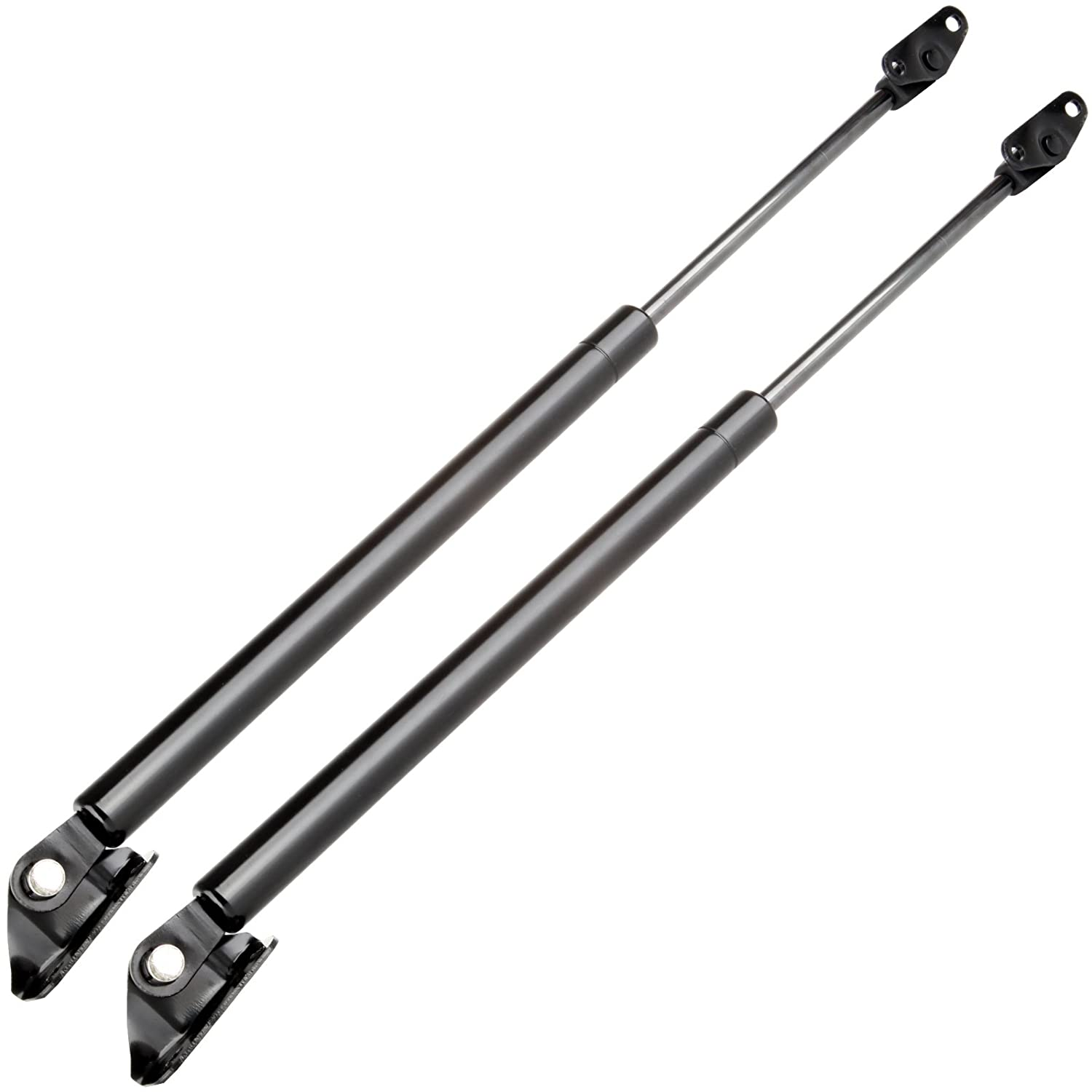 cciyu 2 Rear 6102 Liftgate Hatch Gas Charged Lift Supports Struts Shocks Replacement fit for 1999 2000 2001 2002 2003 Lexus RX300