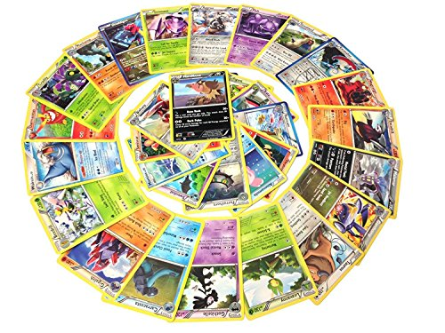 Pok%C3%A9mon Assorted Cards 50 Pieces product image