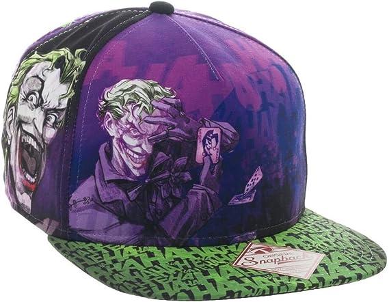 DC Joker All-Over Print Trucker Hat