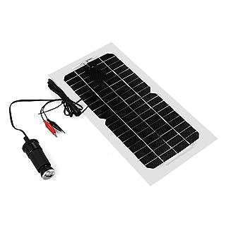 XCSOURCE® 5.5W 18V Cargador del panel solar para la batería del barco del carro de la motocicleta del coche y el teléfono móvil BC567