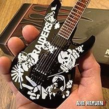 AXE HEAVEN JH-603 Jeff Hanneman Raiders Miniature Guitar Model