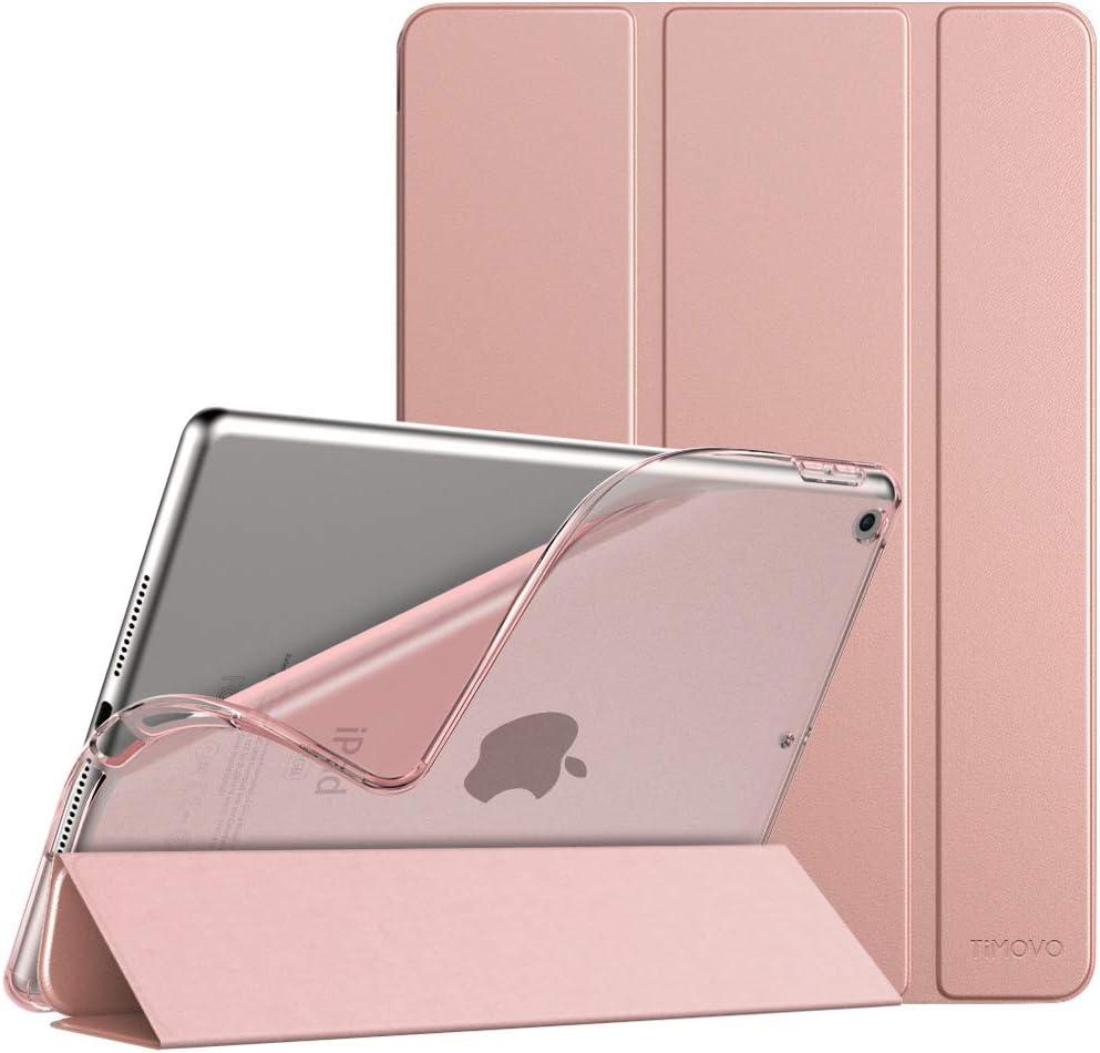 TiMOVO Funda para Nuevo iPad de 8ª Generación 2020, Nuevo iPad 7ª Generación 10.2
