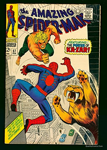 Amazing Spider-Man #57 FN 6.0