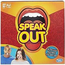 Hasbro Speak Out Game English