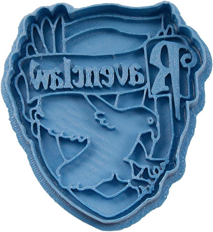 Cuticuter Hogwarts Harry Potter Pack Cortador de Galletas, Azul ...