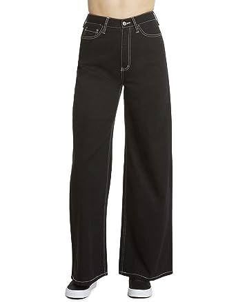 9c92361726b0a Amazon.com  Dickies Girl Juniors  Wide-Leg Twill Pants  Clothing