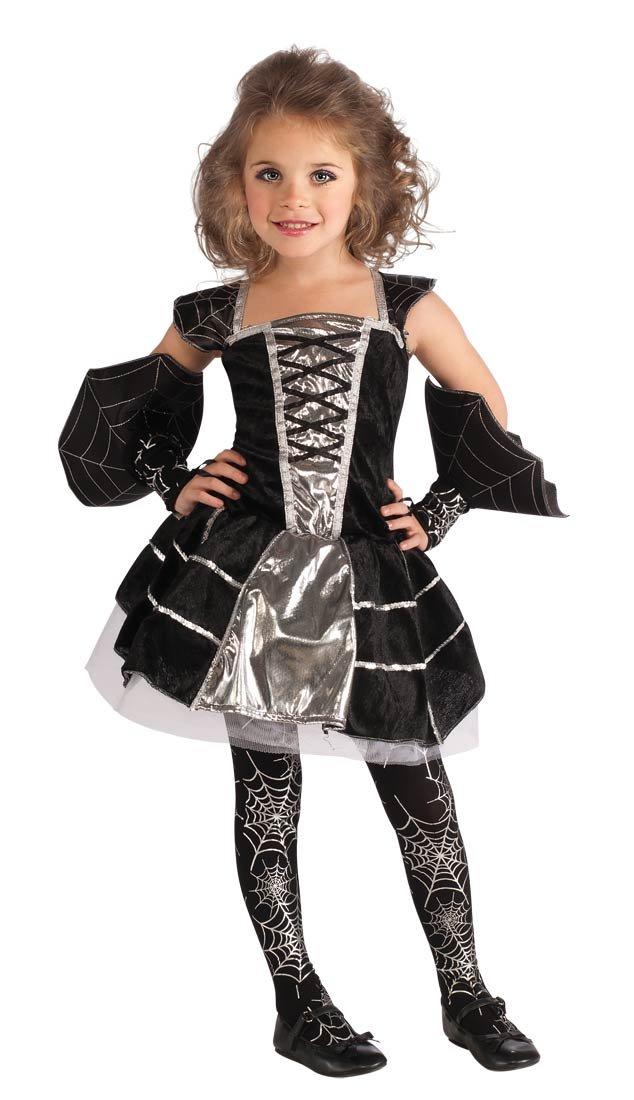 - 61ZJwSAWxyL - Girl's Midnight Mischief Costume