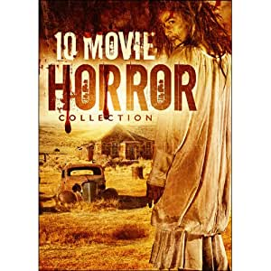 10-Movie Horror Collection