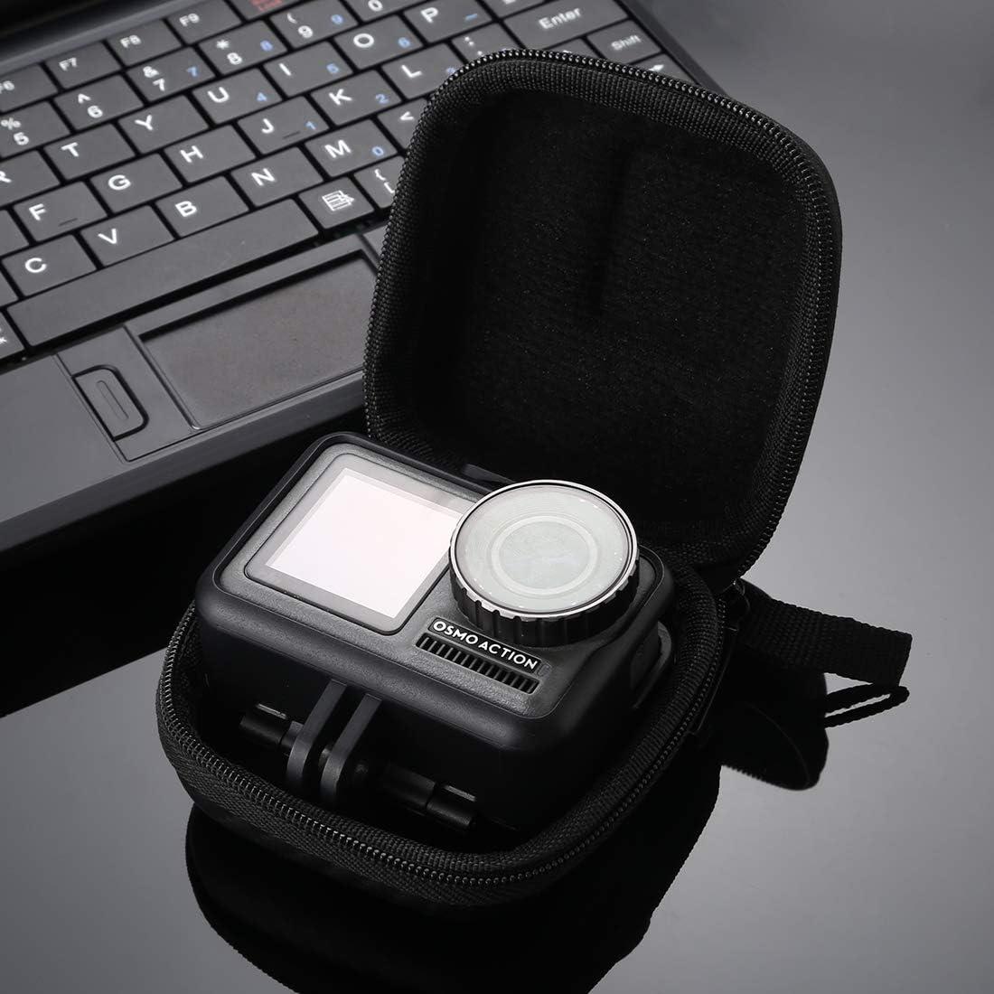 Mini Portable Carbon Fiber Storage Bag for DJI New Action Durable