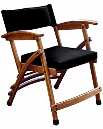 Delightful Hollywood Chairs By Totally Bamboo Deluxe 19u0026quot; Deluxe Bamboo Director  Chair, ...