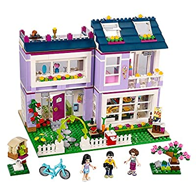 Lego Friends Emmas Design House 41 095: Toys & Games