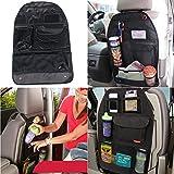 AAUTOCARZ Multi Pocket Rear Organizer Black for Maruti Suzuki Ertiga