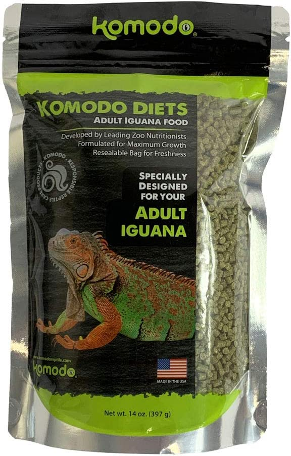 Komodo Diets- Adult Iguana 14 oz