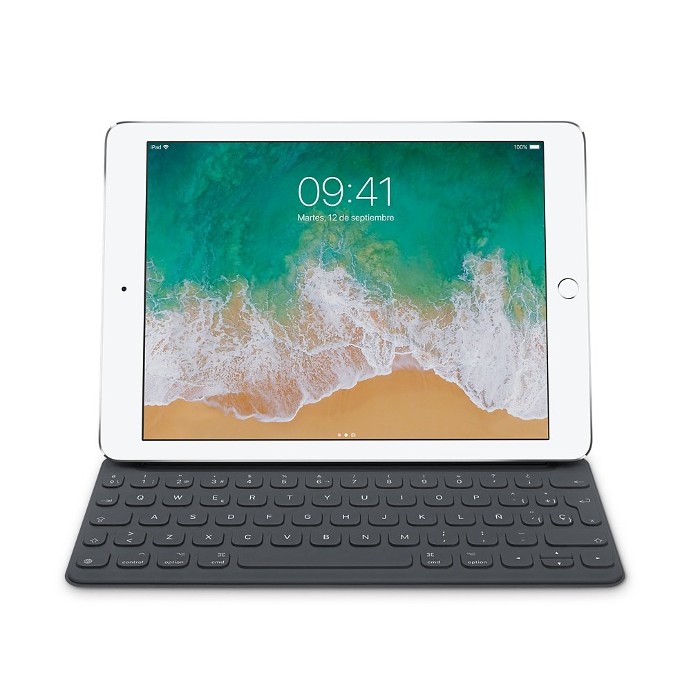 Apple Smart Keyboard for iPad Pro 9.7-inch (2016 Model) (Spanish Keyboard) Espa?ol