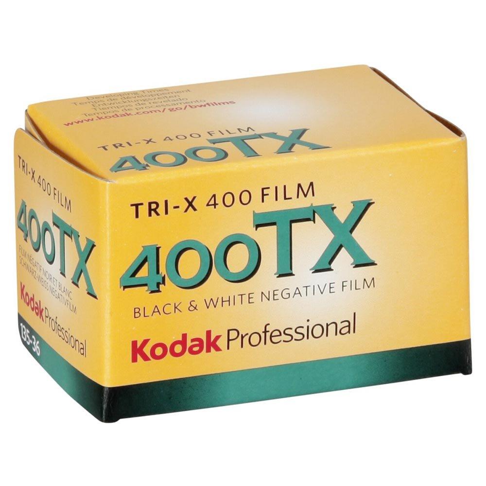 Kodak Tri-x 135-36 35mm Black and White Film Pack of 5 [Camera] by Kodak