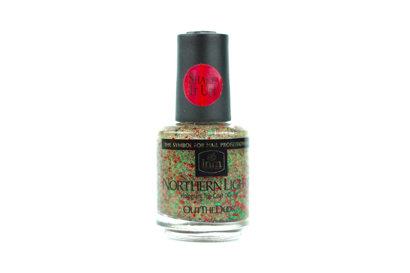 INM Northern Light Top Coat Christmas Limited Edition - Silver