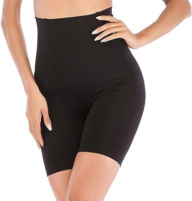 Women Tummy Control Panties Bodyshorts Body Shaper Thigh Slimmer Butt Lifter Shapewear
