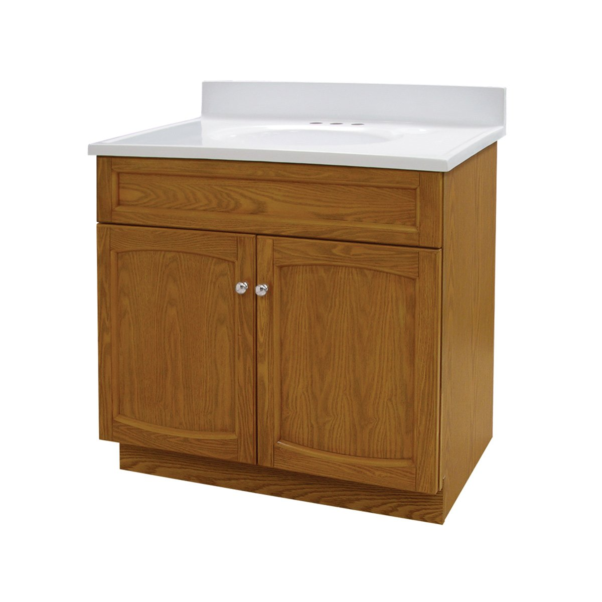 Foremost Heo3018 Heartland Traditional Bathroom Vanity 30 In W X 18