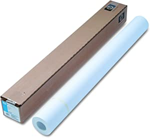 "HP C6020B Designjet Inkjet Large Format Paper, 4.5 mil, 36"" x 150 ft, White"