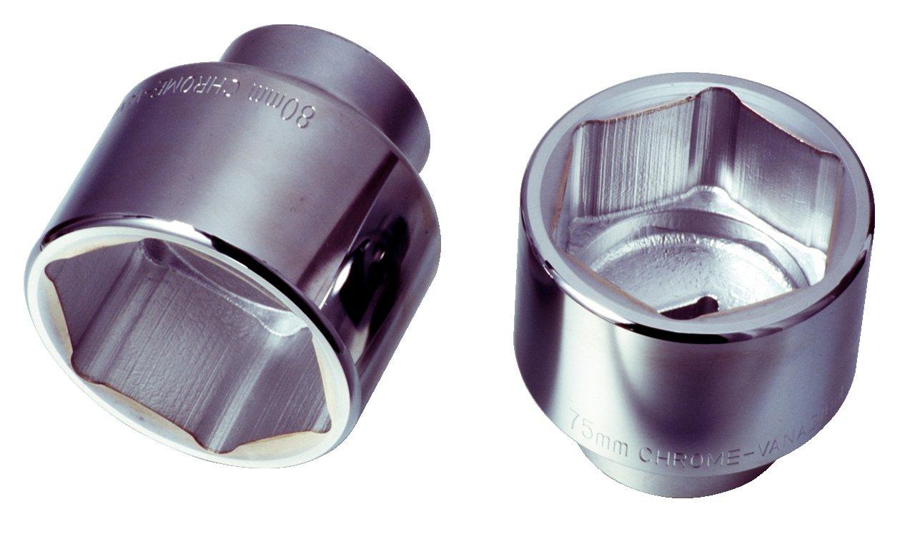 Llave de vaso hexagonal KS Tools 911.1825 1 corta, 85 mm