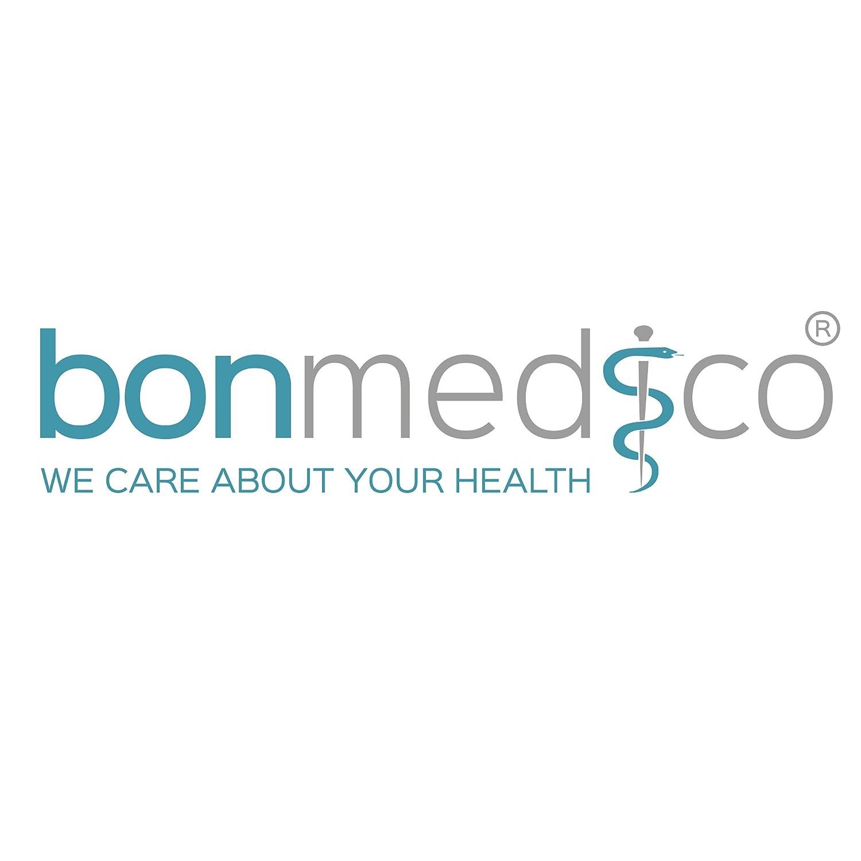 Bonmedico Almohada Coj/ín para Piernas Y Rodillas Almohada Viscoelastica Ortopedica De Gel Facilita Dormir De Lado Aliviando Dolor de Espalda Lumbar Excelente para El Embarazo