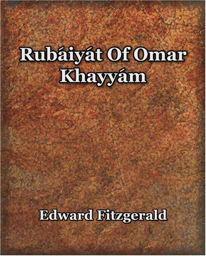 Read Online Rubaiyat of Omar Khayyam (1899) PDF