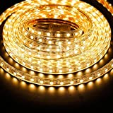 Best SUPERNIGHT Under Cabinet Lights - SUPERNIGHT® 16.4FT Waterproof Flexible LED Strip Lights LED Review