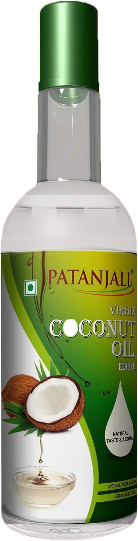 Patanjali Virgin Coconut Oil