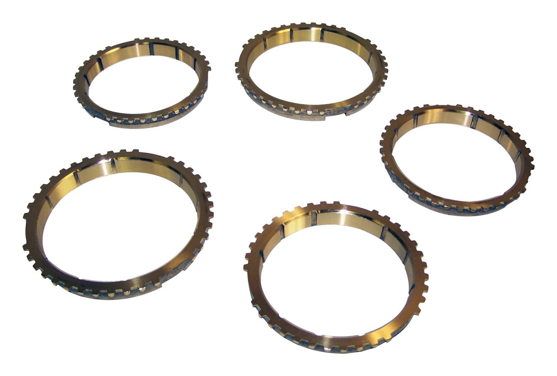 Aftew// AX15 Transmission SRK-AX15L Synchronizer Ring Kit 1990-1995 YJ Wrangler