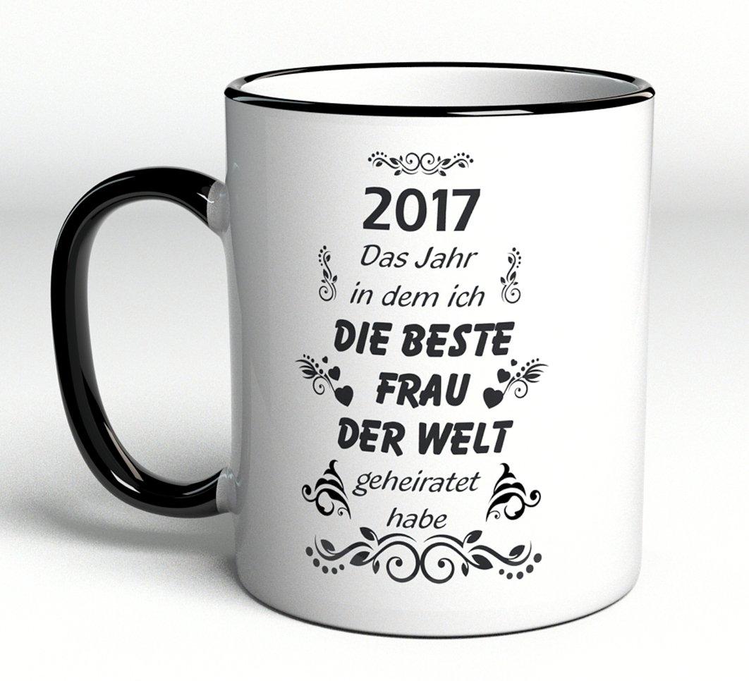Tasse mit Spruch / Schriftzug Ich bin stolzer Papa... als Geschenk ...