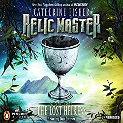 Relic Master: The Lost Heiress, Book 2