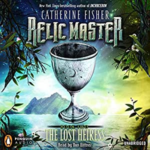 Relic Master: The Lost Heiress, Book 2 Audiobook