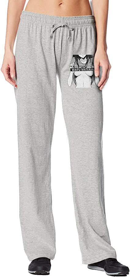 Trend World Kawaii Waifu Pantalones De Chandal Para Mujer Amazon Es Hogar