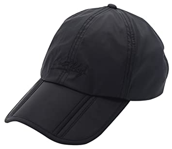 Outfly Baseball Running Cap Gorro Deportivo para Hombre Mujer Gorra contra  Sol Ligero Transpirable Plegable Anti 4af519ad895