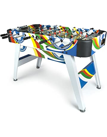 Leomark Fun Football Table de babyfoot Jeu de Football, Baby-Foot, Baby Foot 7a6dc847ff06