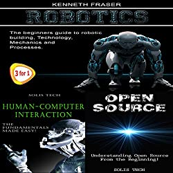 Robotics + Human-Computer Interaction + Open Source