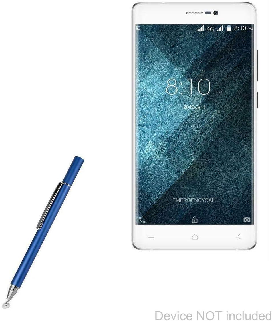 Blackview A8 Stylus Pen FineTouch Capacitive Stylus Lunar Blue BoxWave Super Precise Stylus Pen for Blackview A8