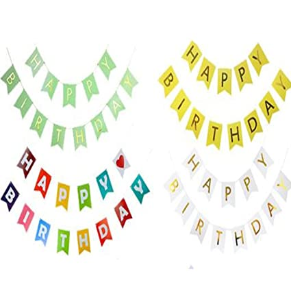 lozeguyc direct happy birthday gift happy birthday banner decoration bling shiny beautiful big letters party