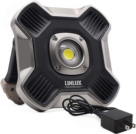 120v 120 Volt 60 LED Work Light Auto Mechanic Lamp Portable Hanging Flashlight