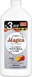 チャーミーマジカ 食器用洗剤 スプラッシュオレンジの香り 詰め替え 600ml