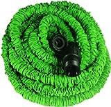 The Rumford Gardener 50' Expanding Hose; Lime