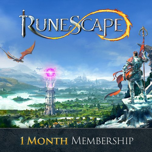 30 Day Membership: RuneScape 3 [Instant Access] by Jagex Games Studio