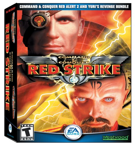 Command & Conquer Red Strike Bundle - PC (Command And Conquer Generals Zero Hour Strategy)
