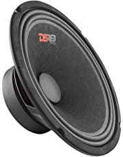"$38 » DS18 PRO-GM10.4 Loudspeaker - 10"", Midrange, Black Steel Basket, 660W Max, 220W RMS, 4 Ohms - Premium Quality Audio Door Speakers for Car or Truck Stereo Sound System (1 Speaker)"