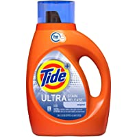 Tide Ultra Stain Release HE Liquid Laundry Detergent, 1.36L