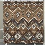 Southwest Sands Shower Curtain