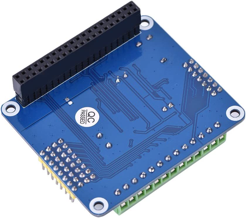 Zopsc for Raspberry Pi High-Precision AD//DA Expansion Board Waveshare Sensor Standard Analog Digital Module for Raspberry Pi A+//B+//2 B