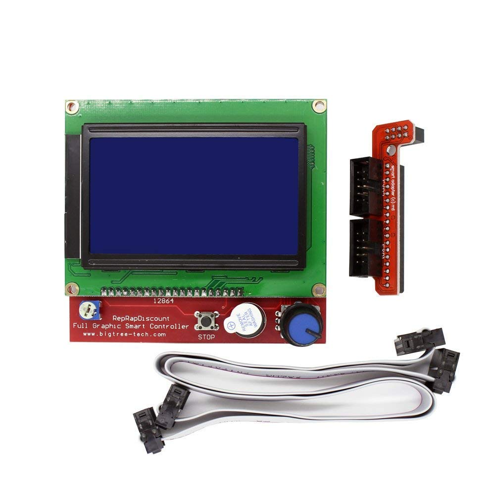 Triggo 12864 - Placa de control de pantalla LCD gráfica con ...